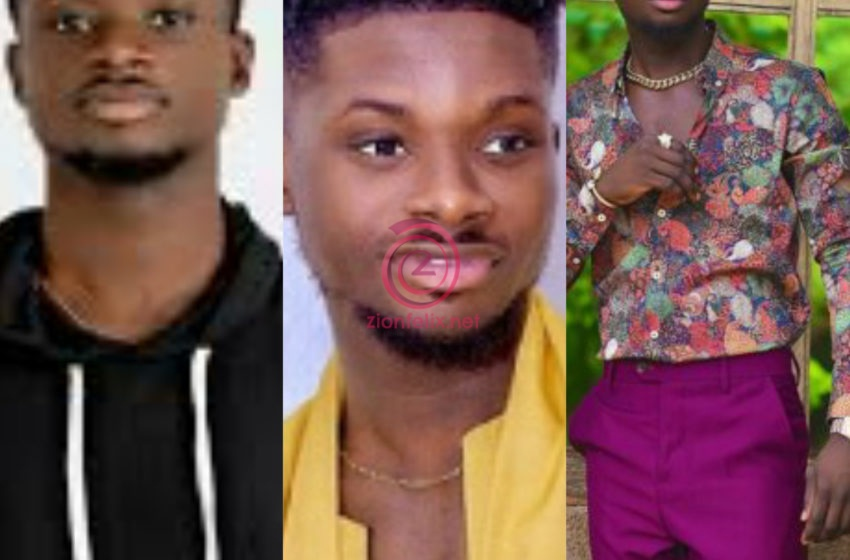 Epic Throwback Photo Of When Kuami Eugene Was A Big-time Gospel Musician Surfaces Online