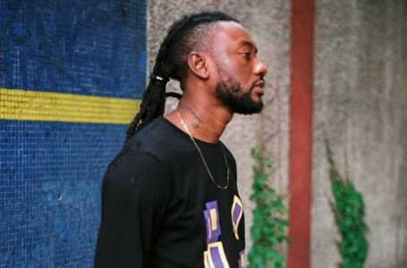 Pappy Kojo Lands In Ghana, See What He's Up To With Sister Deborah (Photo & Video)
