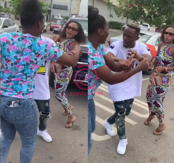 Akuapem Poloo Drops Wild Threats For The Wife Of The Married Musician Who Disgraced & Tried To Beat Her In Public (+Video)