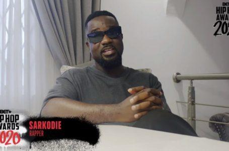 Big! Sarkodie Presents An Award At The 2020 BET HipHop Awards – Watch Video
