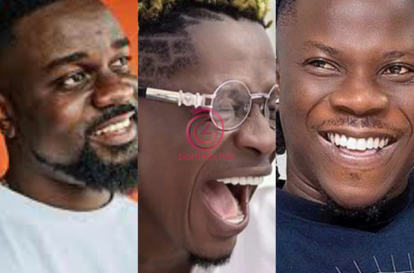I'm Not Interested In Musiga Or Ghamaro Presidency;  I'll Support Sarkodie Or Stonebwoy For It – Shatta Wale (+Video)