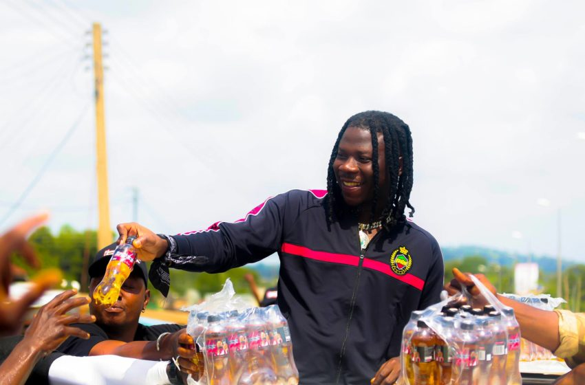 Stonebwoy, Big Boss Energy Roadshow Hits Ho