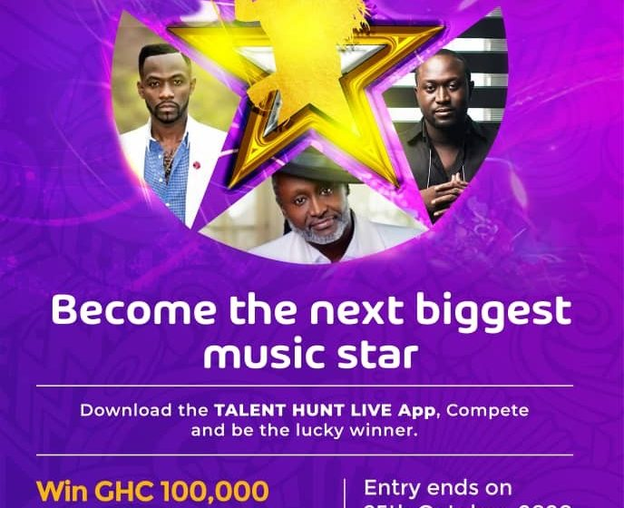 Talent Hunt Competition Unveiled, Participate To Win Ghc100K Grand Prize
