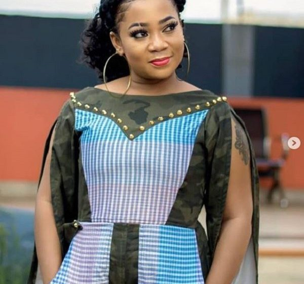 Vicky Zugah Blasts A Guy Who Said He Wants To Have s3x With Her