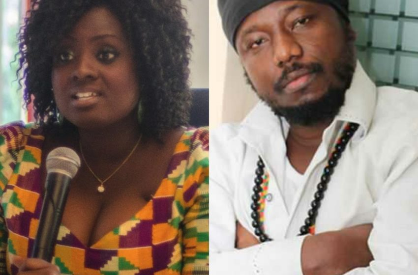 "Remove Blakk Rasta From Radio For Describing Me As ""Sickle Cell Brain-Diseased"" Person – NDC's Victoria Mahama Cries"