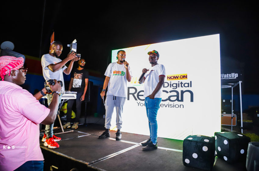 WatsUp TV Launches 24 Hours Music Channel