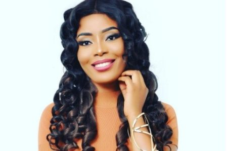 Exclusive: Actress-Baby Blanche To Marry In America This Saturday