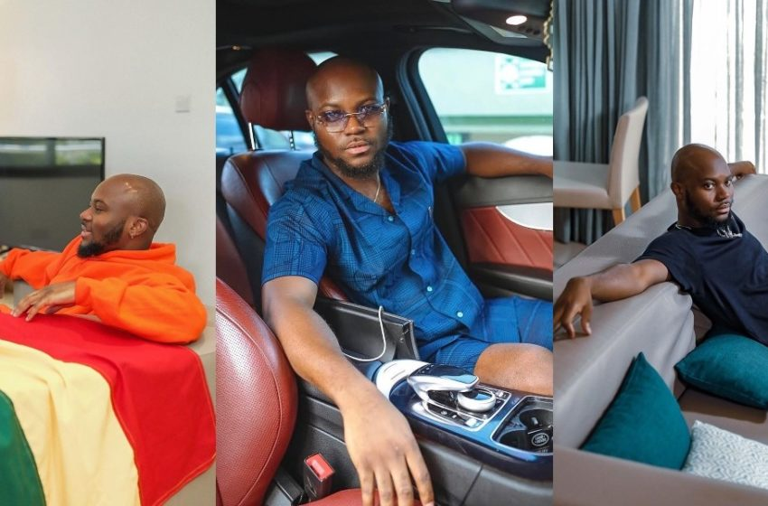 King Promise Sets Record As His Album Becomes The Most Streamed On Spotify (Photo Drops)