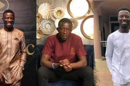 See Beautiful Photos Of Kwaku Manu's Parents And Only Sister