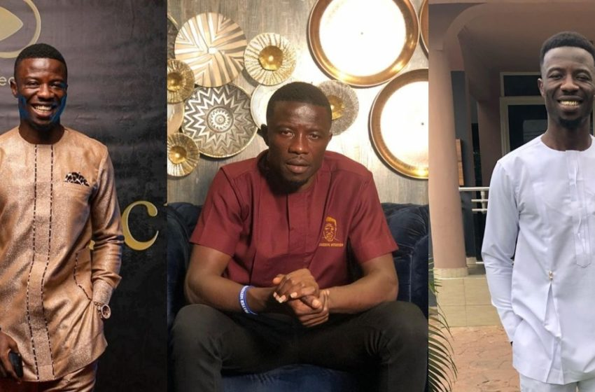 Kwaku Manu Flaunts His Pretty Daughter As She Celebrates Her Birthday Today (See Photos)