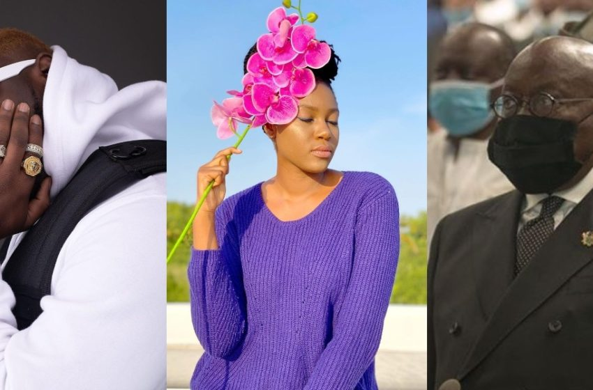 Don't Blame Akufo-Addo For Buhari's Incompetence- Medikal To Yvonne Nelson Over #End SARS Protests (See Post)