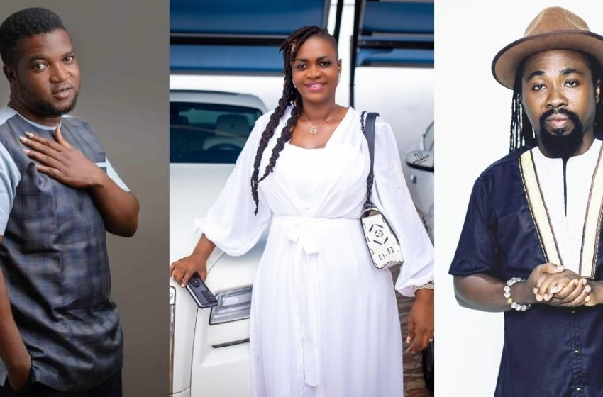 I Don't Have Any Business With You – Ayisha Modi Jabs Music Producer Wei Ye Oteng For Wading Into Her Issues With Obrafour (See Posts)