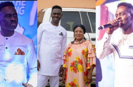 The Car Fell On My Son, My Partner Tiwaa Is In Bad State – Yaw Sarpong Cries For Help After Accident