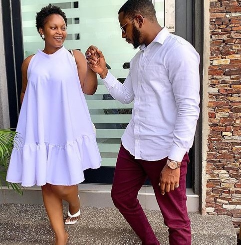 Aaron Adatsi Reacts To Photo That Has His Baby Mama Flaunting Her Heavy Curves And Dunna With The Cryptic Caption