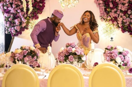 VIDEO: Salma Mumin And Elikem Kumodzie Reportedly Tie The Knot Secretly But …