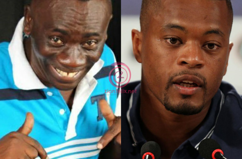 Akrobeto Gets More 'Fans' From Former Juventus Player Patrice Evra – Watch