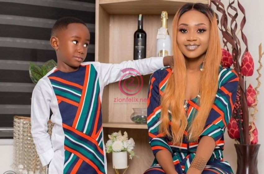 Akuapem Poloo Speaks After Court Granted Her 100K Bail Over Case Of Nude Photo With Her Son