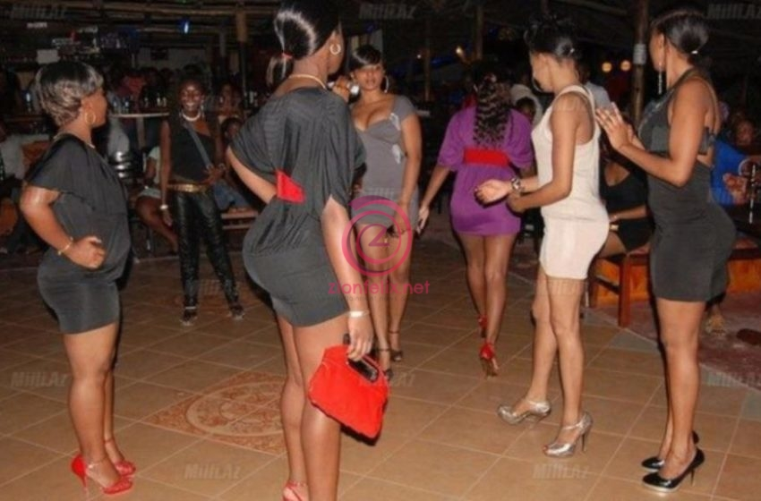 Cr@z.y! Check Out A Tall List Of Popular Prostitution Joints In Accra And The Price List Of Services