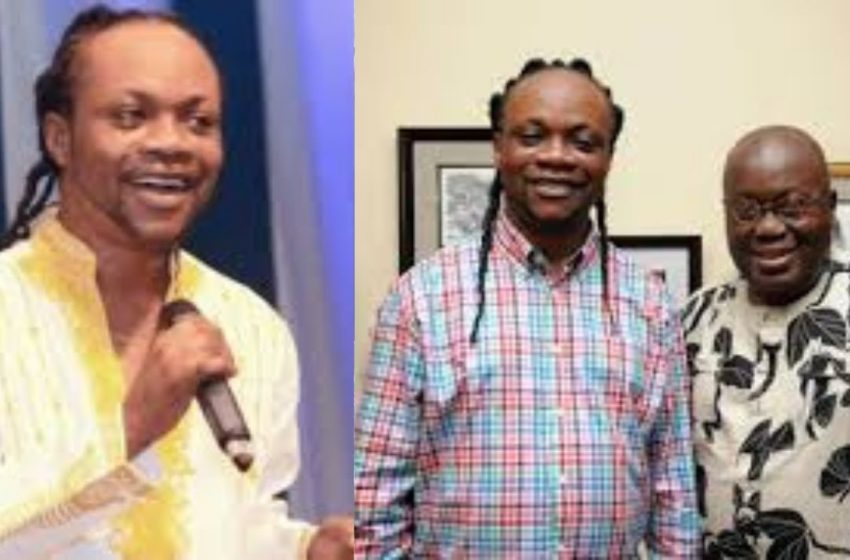 Daddy Lumba Drops Campaign Song For Nana Akufo Addo '4 More For Nana' (Watch Video)