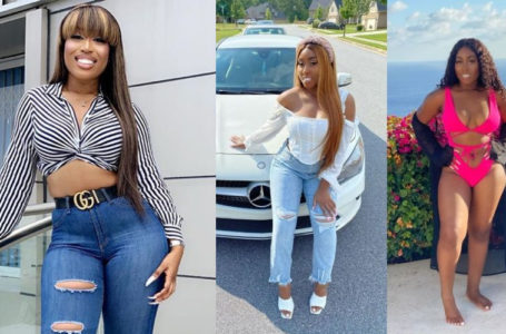 Stunning And H0.t Bikini Photos Of Fantana's Younger Sister, Lynelle Lits The Gram – PHOTOS