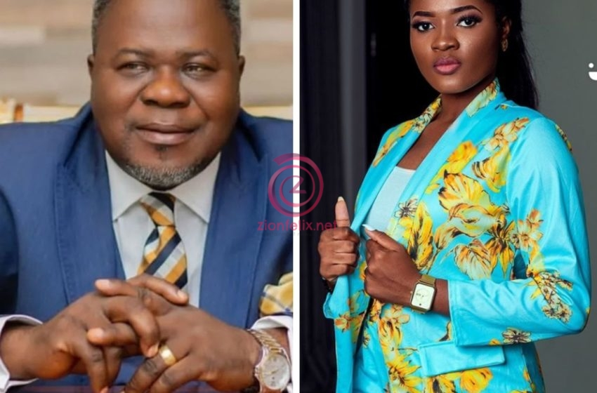 Beauty Queen Who Is Allegedly Pregnant For Dr. Kwaku Oteng Finally Speaks – It Is Safe To Say That Dr. Kwaku Oteng Has Suffered!