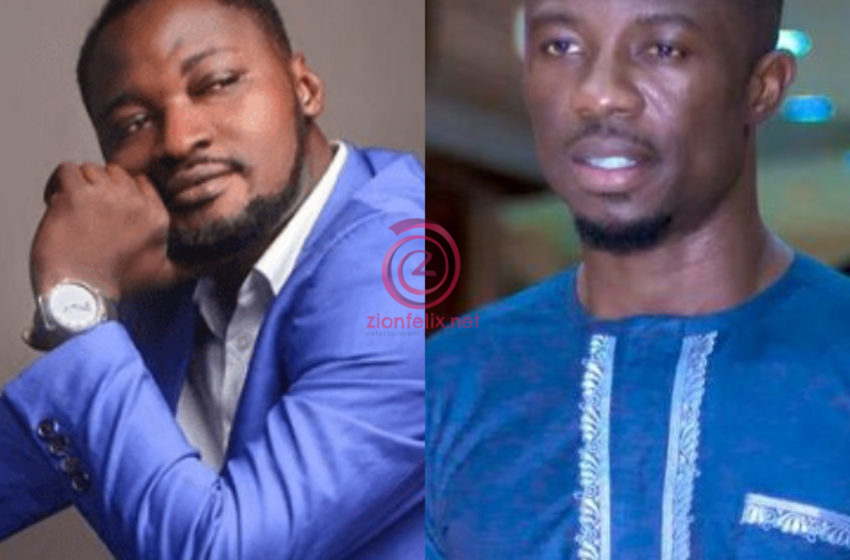 Help Funny Face And Stop Urging Him On – Kwaku Manu Advises His Friends (+Video)