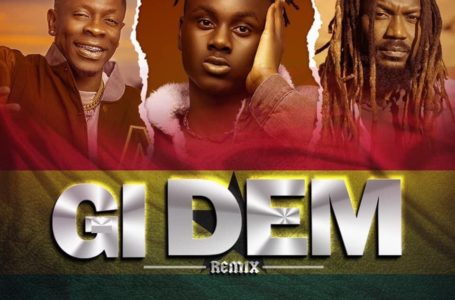 "Larruso Unites Shatta Wale And Samini On ""Gi Dem Remix"""