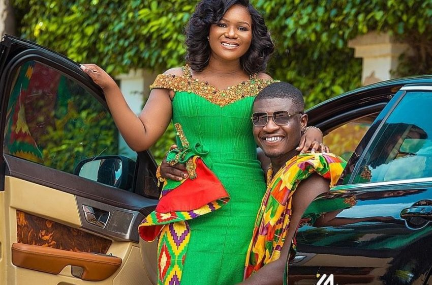 Official Photos Drop From Lexis Bill's Wedding (See)