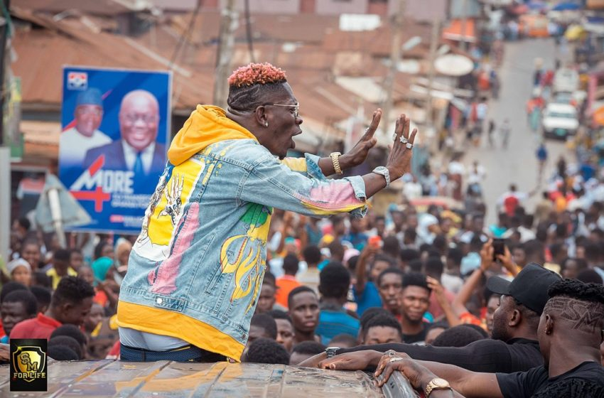 30 Unseen Crazy Photos From Shatta Wale's Invasion In Kumerica – See All