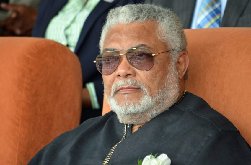 Burial Date For Former President Jerry John Rawlings Finally Announced!