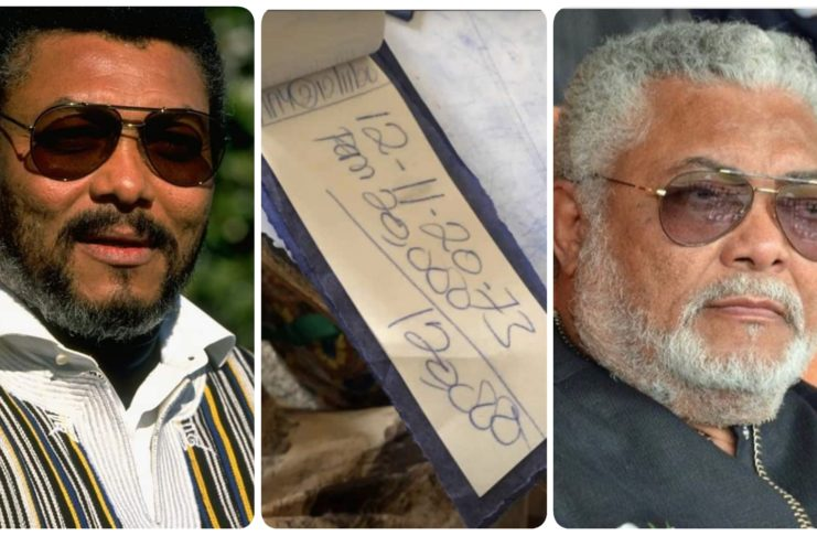 It Ends In Tears For People Who Used Former President Jerry Rawlings' Sad Demise To Stake Lotto As Different Numbers Drop