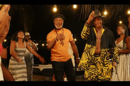 Kelvyn Boy Drops Visuals For 'Watch Nobody' Feat. Gyedu-Blay Ambolley (Watch)