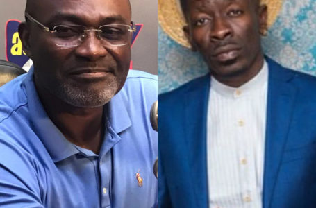 Shatta Wale Shows Massive Respect To Kennedy Agyapong In Kumerica – Watch Video