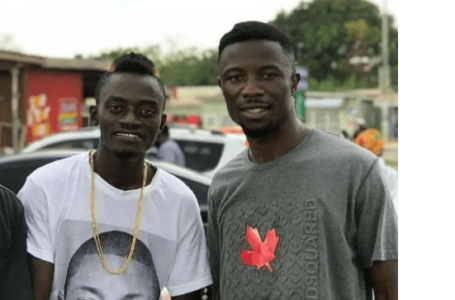 Kwaku Manu Jams To Lilwin's Song Despite Their Beef (Watch Video)