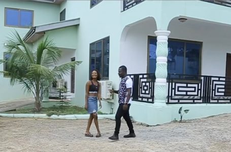 This Is My Own House And Here Are My Documents To Prove – Maame Esi Forson Takes ZionFelix On A Tour In Her 6-Bedroom House (Watch)