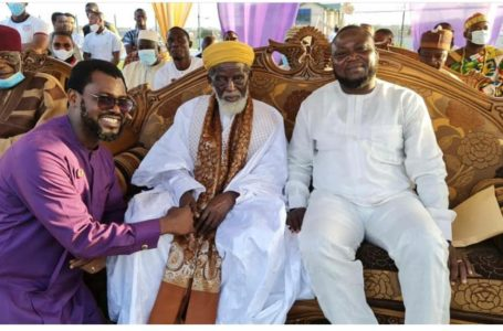 Chief Imam Appoints Clemence Gyato As Peace Ambassador