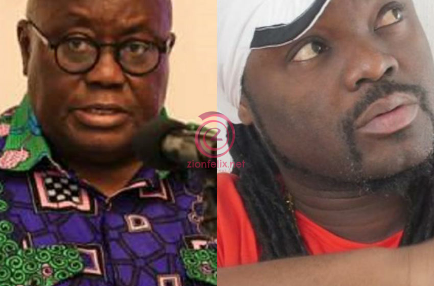 Barima Sidney Eulogizes Nana Akufo-Addo In New Song 'Nana Gye Wo 4' (Audio+Video)