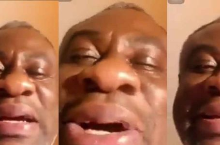 Broken-hearted Old Man Seen In Viral Video Crying Over His Ex-lover Akua Afriyie Finally Speaks – Watch Video