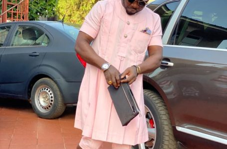 Daddy Goals: Fashionista Osebo Shows Off His All-Grown-Up Handsome Son And Beautiful Daughter Who Look Just Like Him (Photos)