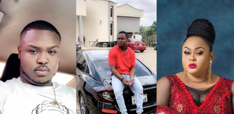 Vivian Jill Lawrence First Born Turns Musician, Drops Teaser For His First Single – Watch Video