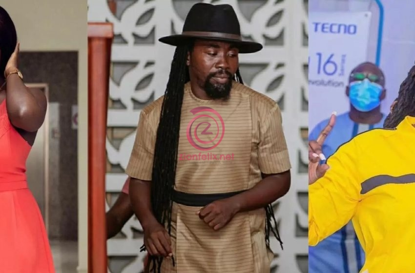 VIDEO: Delay Dissociates Herself From Ayisha's 'Attacks' On Obrafour As Court Knocks On Her Door – Says Ayisha Should Hang Alone