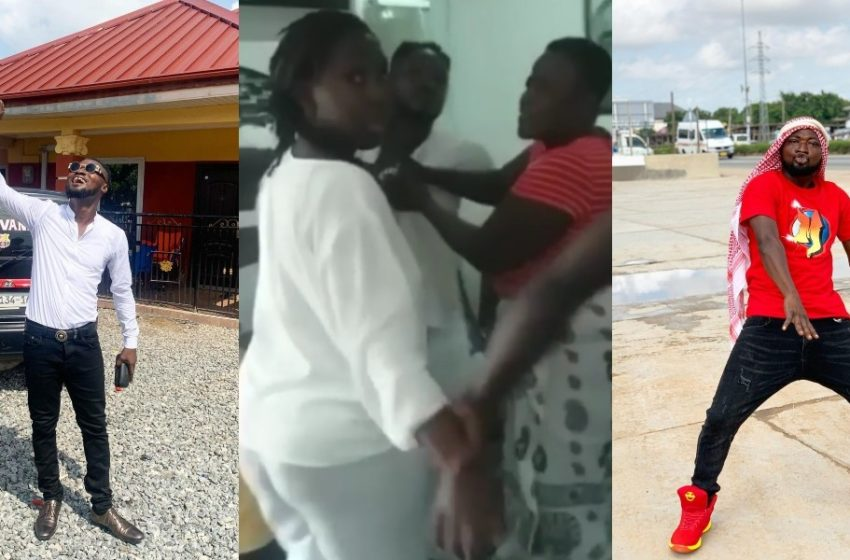 I Am Nine Months Pregnant – Mother Of Funny Face's Twins Drops New Bombshell (Watch Video)