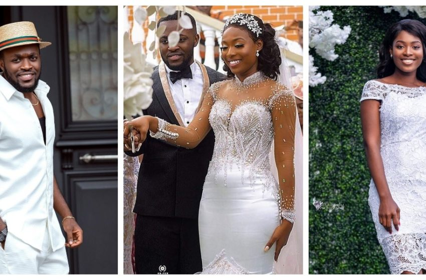 Kency 2020: Kennedy Osei And Wife Tracy Welcome Twins; Details Pop Up