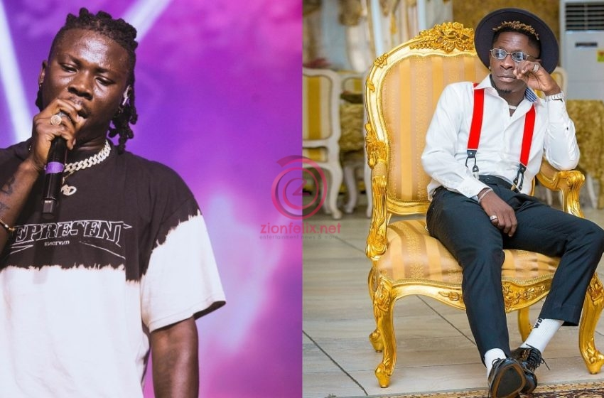 Stonebwoy Replies Shatta Wale For Accusing Him Of Not Answering His Calls Again (See What He Said)