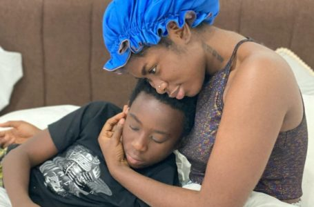 Yaa Jackson Already A Mother In The Industry – Check Out Nice Photos Of Her Son (Photos)