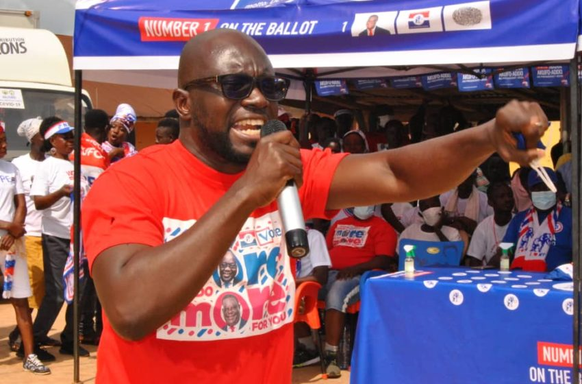 'Vote NPP To Secure Your Future' – Awuah Dankwa Advises Youth