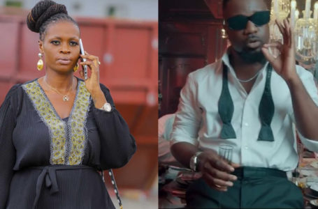 Ayisha Modi Fires Back At Sarkodie After He Said She Does Not Deserve His Attention (+Screenshot)