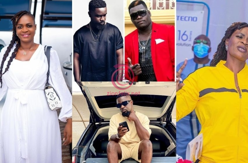 Ayisha Modi Shares Rare Photo Of Castro Online As She Fires Sarkodie Again And Make Fresh Damning Allegation