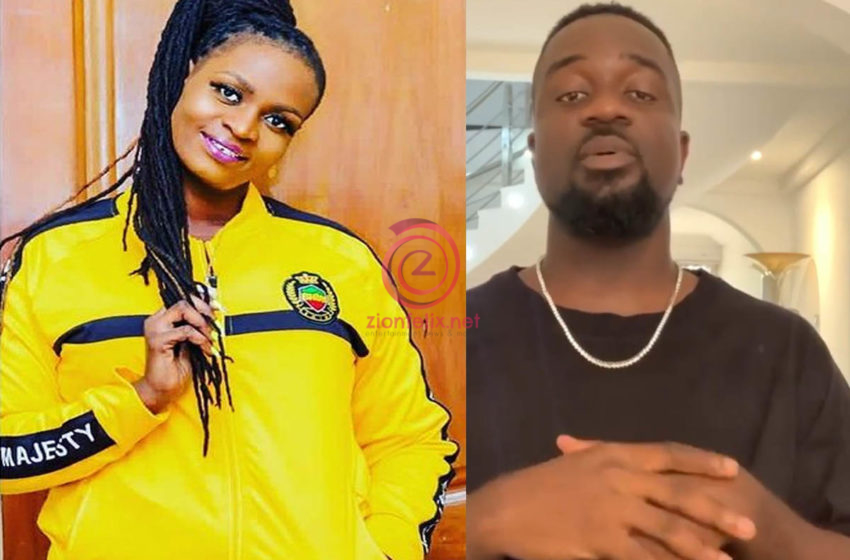 Sarkodie Drops Jabs For Stonebwoy's Godmother, Ayisha Modi In New Hot Song (Video)