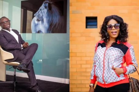 Bola Ray Warns Mzbel To Leave His Name Out Of Her Politics After She Shared Fake News In His Name (+Screenshots)